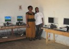 GetReady created the first IT room of Nalassi village